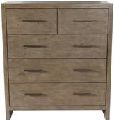 Kosas Avoca Reclaimed Pine 5 Drawer Dresser by Home