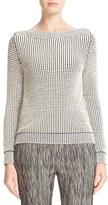 Max Mara Women's Nasello Check Sweater