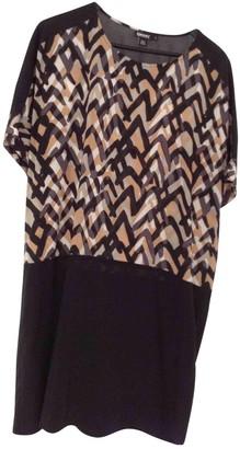 Donna Karan Black Silk Dress for Women