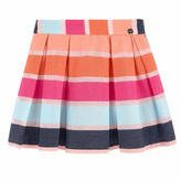 Paul Smith Multi-Color Striped Skirt