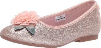 Osh Kosh Baby-Girl's Maci Dressy Ballet Flat