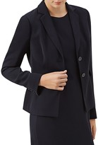 Hobbs London Wendy Seamed Back Blazer