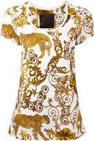 Philipp Plein Barok T-shirt - women - Cotton - M