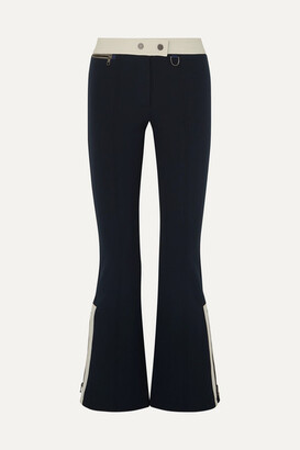 Erin Snow Teri Flared Ski Pants - Navy