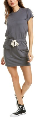 Monrow Cargo Mini Dress