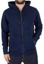 Levi's Men's Original Zip Hoodie, Blue blue