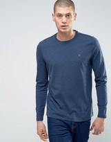Farah Denny Marl Crew Neck Sweater