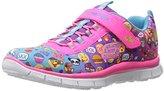 Skechers Skech Appeal Strap Sneaker (Little Kid/Big Kid)