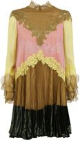 Valentino Lace Inlay Dress