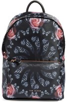 Ted Baker Dynamic Butterfly Print Backpack - Black