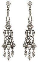 Ben-Amun Belle Epoque Crystal Post Earrings