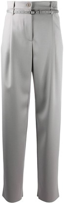 Giorgio Armani High-Waisted Trousers