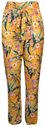 SET Womens Floral Trousers