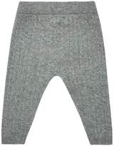 Harrods Cashmere Cable Rib Leggings