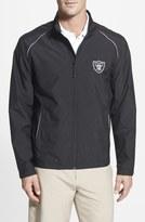 Cutter & Buck 'Oakland Raiders - Beacon' WeatherTec Wind & Water Resistant Jacket (Big & Tall)