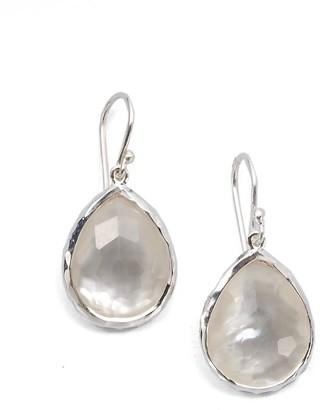 Ippolita Rock Candy Small Sterling Silver & Doublet Teardrop Earrings