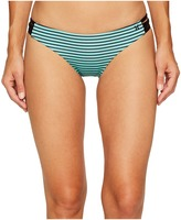 Hurley Quick Dry Stripe Surf Bottoms Women's Swimwear