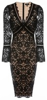 Nissa Bodycon Lace Dress