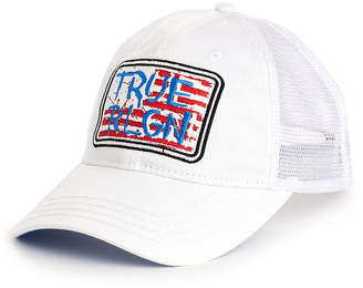True Religion FLAG TRUCKER HAT