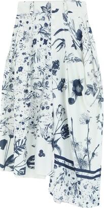 High Long skirts