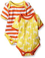 Toby Tiger Baby Giraffe T-Shirt Bodysuit,pack of 2