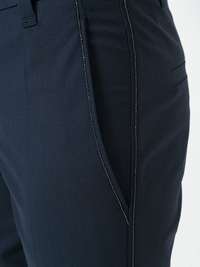 Brunello Cucinelli cropped pants