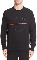 Rag & Bone Men's Diamond Graphic Sweatshirt