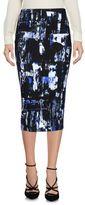 McQ by Alexander McQueen 3/4 length skirt