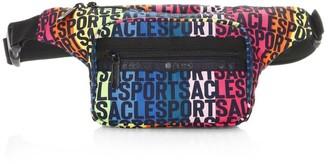 Le Sport Sac Montana Allover Logo Belt Bag
