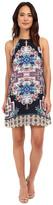 Christin Michaels Printed Sanremo Dress