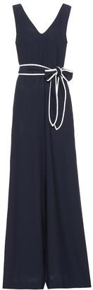 Diane von Furstenberg Crepe jumpsuit
