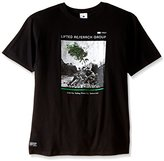 Lrg Men's Big-Tall Research Collection Plant For Tomorrow T-Shirt