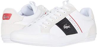 Lacoste Chaymon 120 7 U (Black/Blue) Men's Shoes