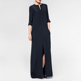 Paul Smith Women's Navy Long Kaftan Dress