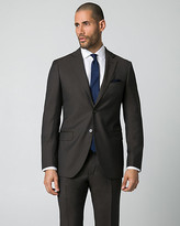 Le Château Italian-Made Wool Tailored Fit Blazer