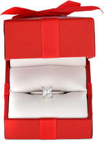 Macy's Diamond Princess Solitaire Engagement Ring (1 ct. t.w.) in 14k White Gold, Rose Gold or Yellow Gold.