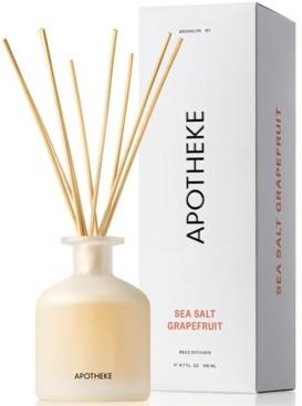 APOTHEKE Sea Salt Grapefruit Reed Diffuser, 6.7-oz.