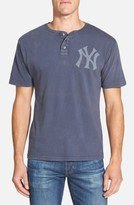 Red Jacket Men's 'New York Yankees - Luther' Henley