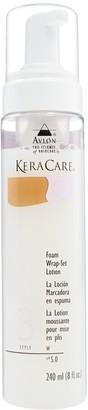 KeraCare by Avlon Foam Wrap-Set Lotion
