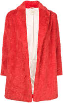 Bellerose classic fitted coat