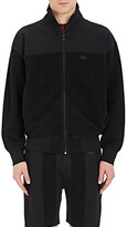 adidas Originals by Alexander Wang Men's Cotton Fleece Zip-Front Sweatshirt