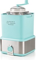 Nostalgia Electrics Ice Cream Maker with Candy Crusher
