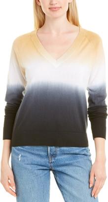 Minnie Rose Printed Sweater