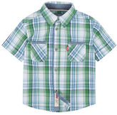 Levi'S Seacliff Plaid Sport Shirt