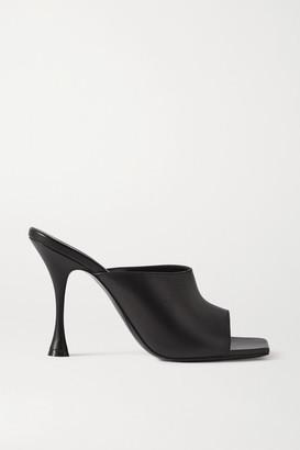 Magda Butrym Estonia Leather Mules - Black