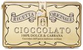 Dolce & Gabbana Gold 'Cioccolato' Box Clutch