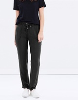 Dorothy Perkins Charcoal Twill Trousers