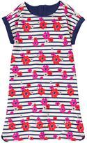 Gymboree Striped Floral Dress