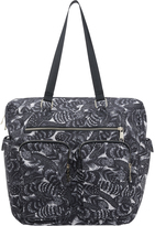 Accessorize Feather Print Weekender Bag