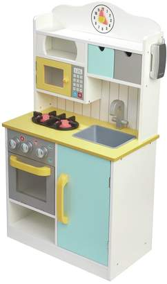 Teamson Kids Wooden Little Chef Toy Play Kitchen